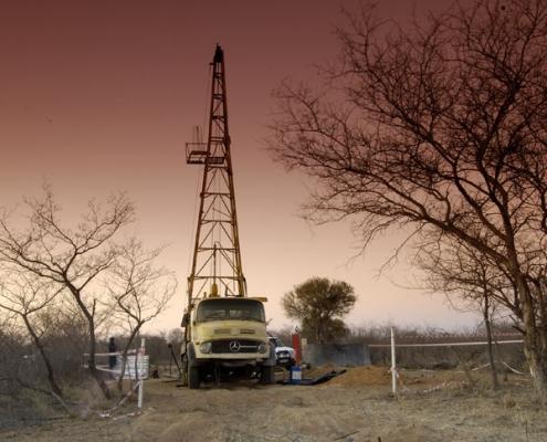 Mmamabula Coalfields